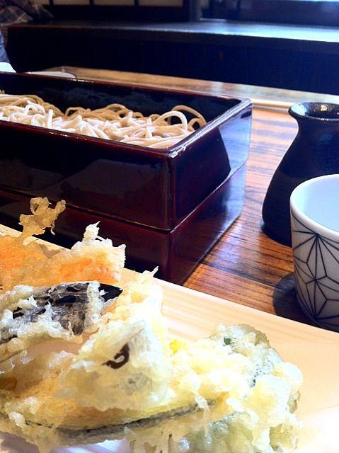 天ぷらカリカリ - 13件のもぐもぐ - 野菜天ぷらせいろ by zen