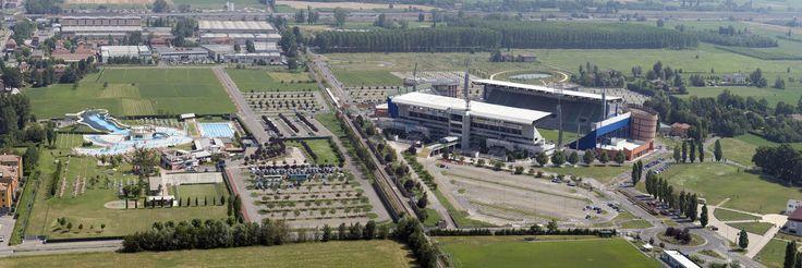 @Sassuolo Stadio Giglio, lo stadio Città del Tricolore #9ine