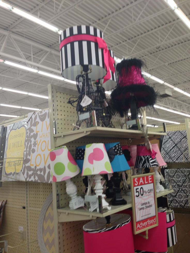 Another Hobby Lobby Lamp 30$ Sale