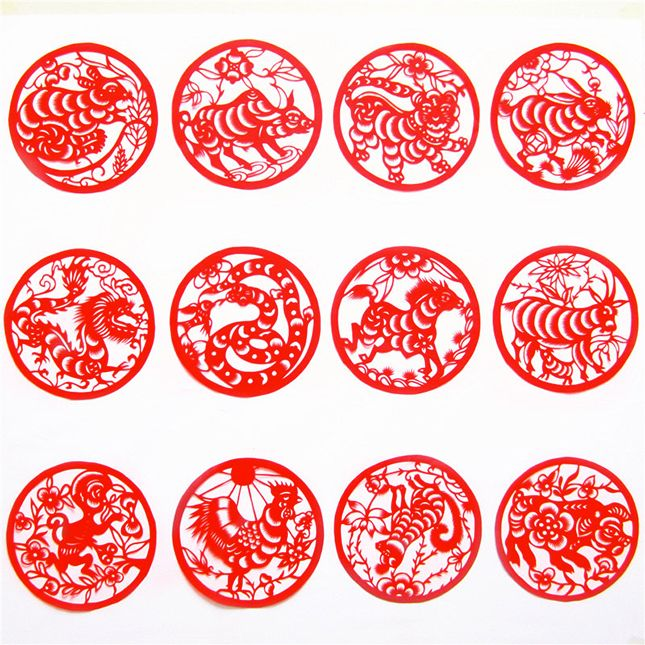 The Luckiest Decor for Your Chinese New Year Party via Brit + Co