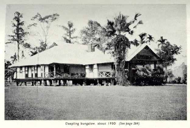 Deepling Tea Estate (Manager's?) Bungalow