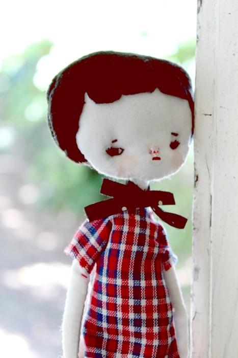 Adorable!    Knuffels à la carte blog: Ragdoll, Isn T, Dolly, Craft Creatures, The Cards, Handmade Dolls, Rag Dolls, Art Dolls