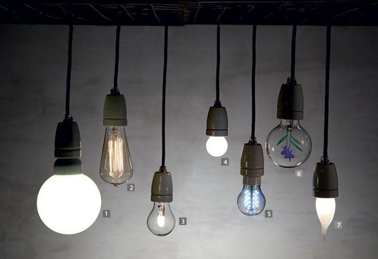 lâmpada Globo Grande, da Philips