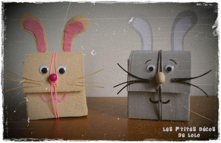 Bunny box / boîte de lapin / Hasenschachtel