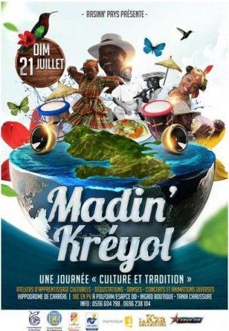Madin' Kréyol - Le Lamentin - martinique.fr
