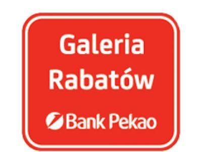 Rabat dla Klientów Banku Pekao S.A