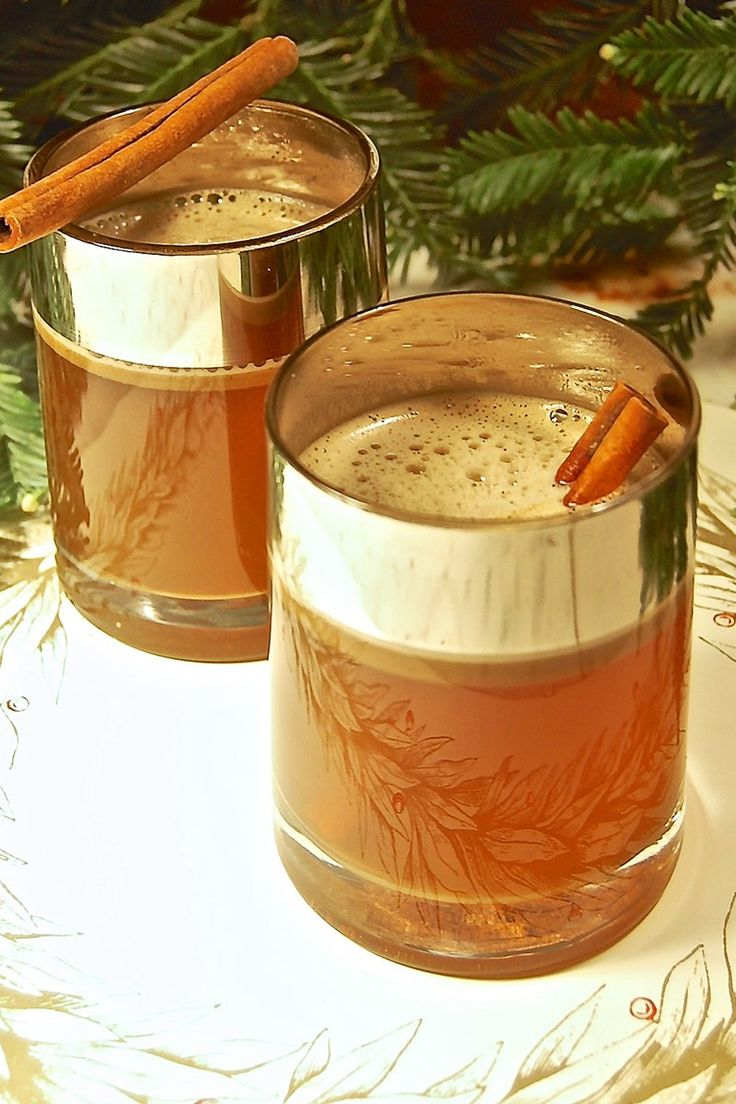 Hot Buttered Rum Recipe with Butter, Brown Sugar, Vanilla Extract, Ground Cinnamon, Nutmeg, Allspice, and Dark Rum - Ready in 15 Minutes