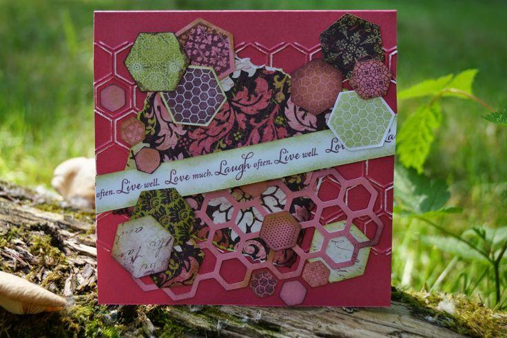 Ivy Lane and honeycomb