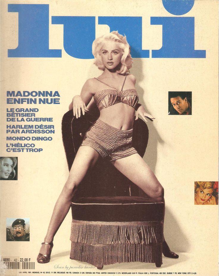 LUI - FRANCE MAGAZINE JULY 1990