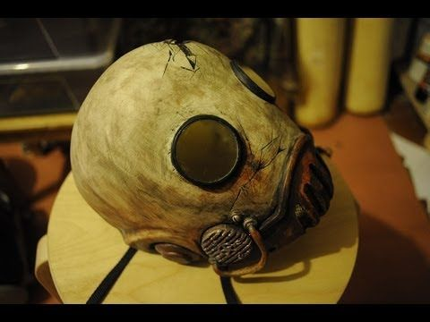 Hellboy Kroenen mask by Magnitarus