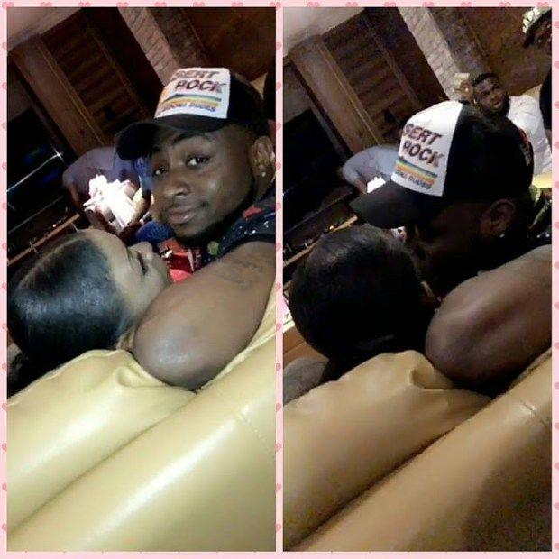 Photos Of Davido Kissing & Romancing A Strange Mystery Lady In Ghana http://ift.tt/2qw2ozI