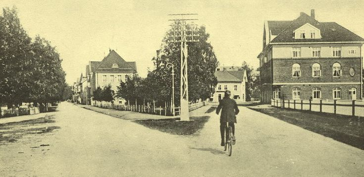 Elverum in the olden days