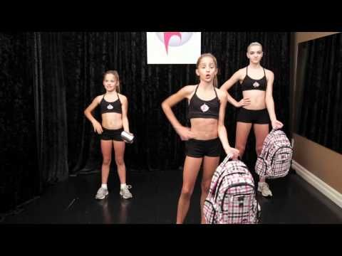"""Fun and effective, Doctor-Designed Fitness taught by girls for girls, featuring 11 year old, National Level competitive dancer Jessy Lipke.  Recommended for girls 8 years of age and older, at all levels of fitness.This workout features plyometric """"jump training"""" to increase sports-specific conditioning during ballistic and dynamic movements."""