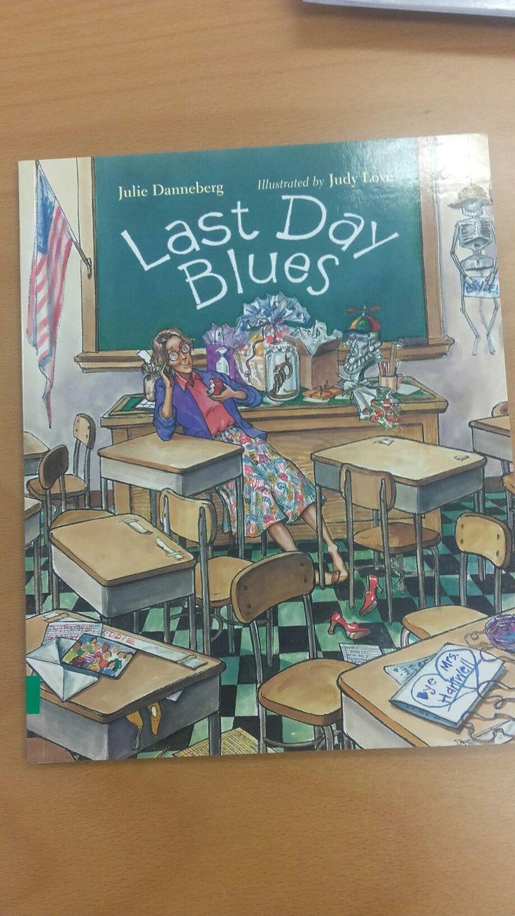 Last Blue days