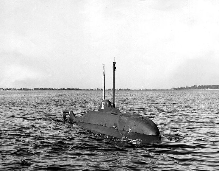 Kentmere midget submarines