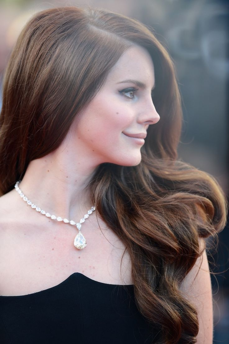 12 best hair color images on pinterest artists caramel singer lana del rey 65th annual cannes film festival retro inspired pmusecretfo Gallery