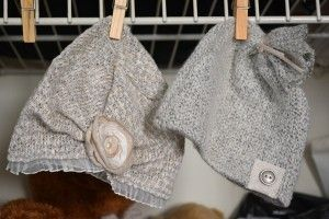 Baby Hats by No. 2 Willow Lane.