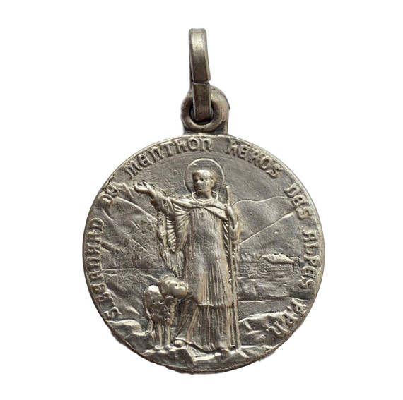 French saint charm 1850