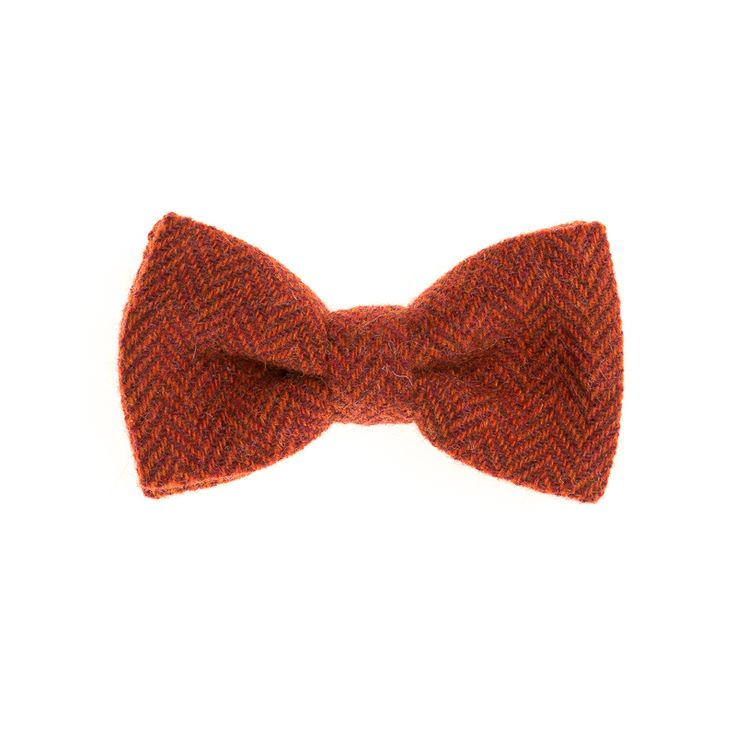 """Carmine"" Donegal #Tweed  #Bowtie. FREE Worldwide Shipping!"