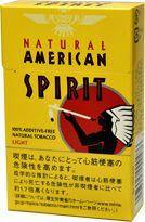 紙巻 外国たばこ ナチュラル・アメリカン・スピリット・ライト通販・販売/大阪 梅田