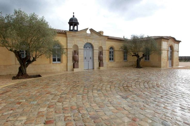 Chateau Petrus, near Bordeaux