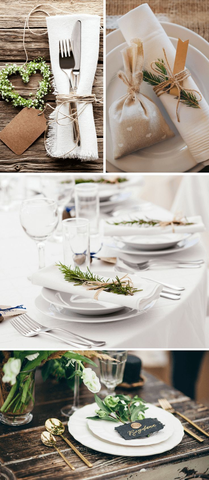 Bei Der Hochzeitsdekoration Sind Die Details Wichtig Weil Sie Deine