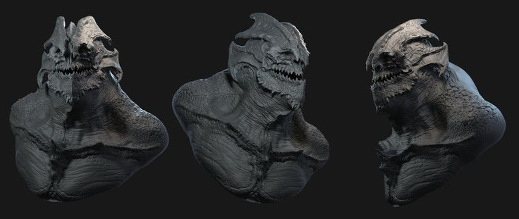 Quick Creature Design 01 , kevin demuynck on ArtStation at https://www.artstation.com/artwork/quick-creature-design-01