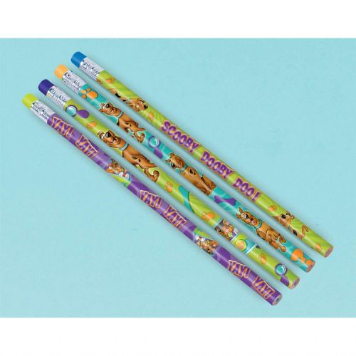 scooby doo party favors pencil | Scooby-doo Pencil Favors - Party Supplies, Ideas, Accessories ...