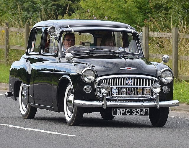 1950 Hillman Minx