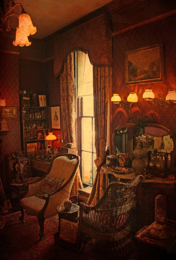 The Famous Sitting Room by K9Darkice.deviantart.com on @deviantART