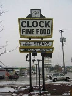 Not certain of the location of this particular CLOCK but it reminded me of the one in Utica on Van Dyke north of Hall Road.