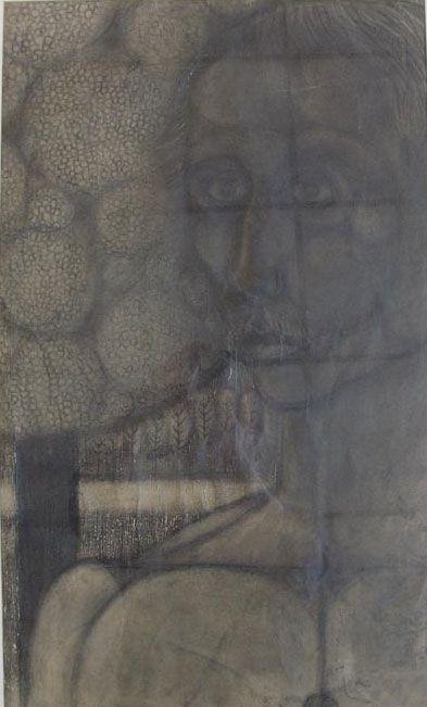 Sjoerd de Vries (1941) is een Nederlands schilder, beeldend kunstenaar en graficus. Zijn 'handelsmerk' is de gemengde techniek die hij voor zijn werk gebruikt: oud karton met beenderlijm tussen de lagen dat hij insnijdt, bewerkt met een strijkijzer, beschildert en nogmaals met het mes bewerkt, enzovoorts. Bij zijn schilderingen werkt hij vaak met olieverf.