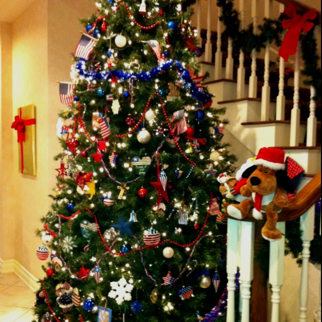Military Ball Decorations: 46 Best Marine Corp Christmas Tree Ideas Images On