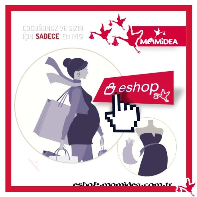 eshop.momidea.com.tr ile uluslararası pazara ilk adım..