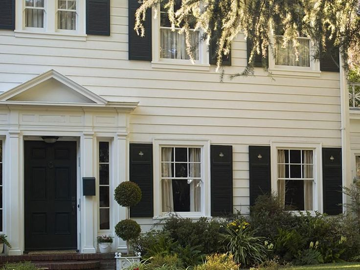The Best Exterior Paint Colors To Please Your Eyes: 40 Best Quad Level Home Remodel Exterior Images On