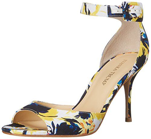 Ivanka Trump Women's Dress Sandal * Check out this great image : Block heel  sandals