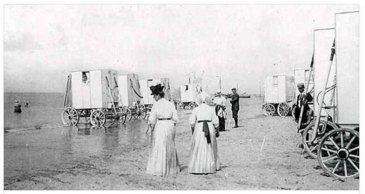 Strand Domburg 1912