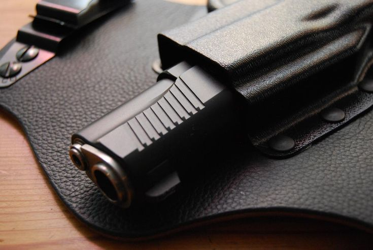 The 5 Best Inside-the-waistband Concealed Carry Holsters, A Galco KingTuk with a Springfield Armory 1911 TRP