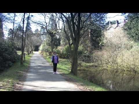 A walk from Grasmere to Rydal Mount along the Coffin Route