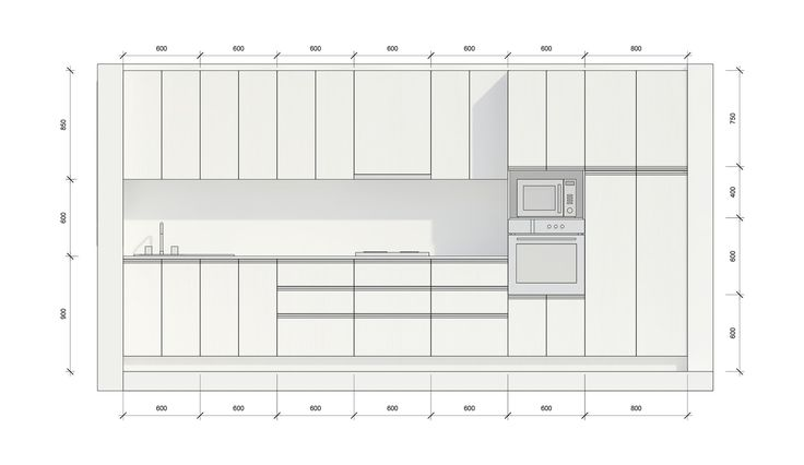 Galería de Guía Arauco: ¿Cómo diseñar y construir correctamente una cocina? - 19