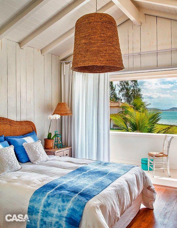 Casa de praia em Búzios Inspire-se nesta casa super prática onde a ordem é viver sem frescura.
