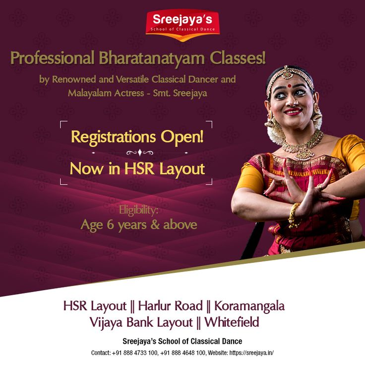By renowned and versatile classical dancer malayalam