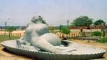 Jalakanyaka at Shanghumukham beach, Thiruvananthapuram