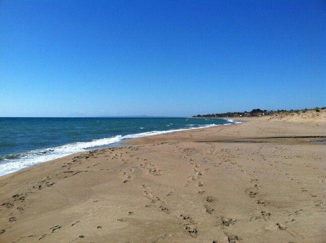 Skafidia beach, Pyrgos Ileias, Greece