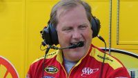 Todd Gordon tells SiriusXM NASCAR Radio that a part was about 1/32 of an inch off.