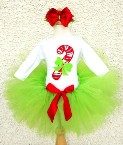 Candy Cane Bling Christmas Tutu Outfit For Girls http://www.tutusweetshop.com/item_1052/Candy-Cane-Bling-Christmas-Tutu-Outfit-For-Girls.htm