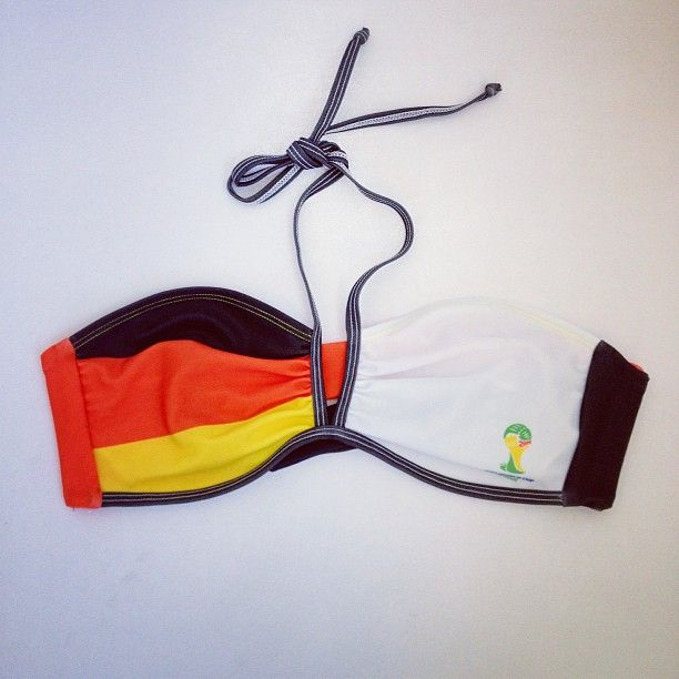 ireland flag bikini
