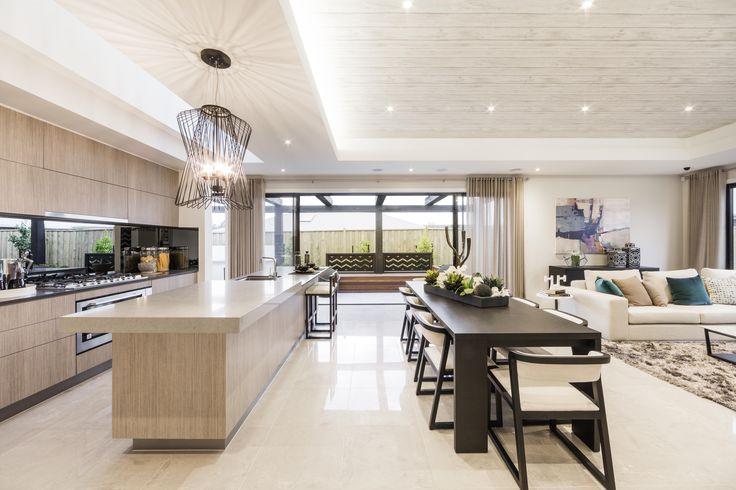 Cambridge - Simonds Homes #interiordesign #dining