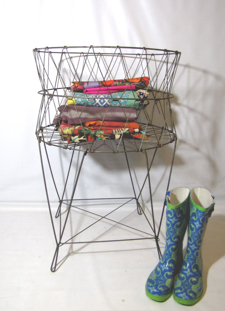 66 best wire basket ideas images on Pinterest | Wire baskets, Basket ...