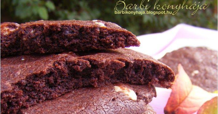Barbi konyhája: Csokoládés keksz - Mc Café-s